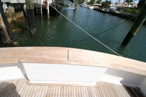 54' Scarborough Ricky Scarborough Custom Carolina Express 2004 Transom fishbox