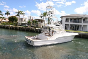 54' Scarborough Ricky Scarborough Custom Carolina Express 2004 Stbd Aft