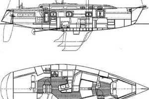 40' Sabre 402 2001