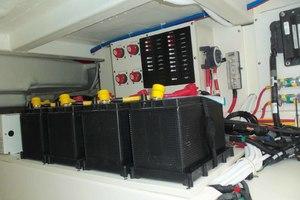 38' Tiara 38 LS 2019 Aux Electric Panel