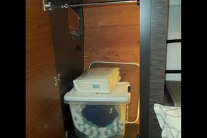 38' Tiara 38 LS 2019 Hanging Locker