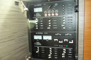 38' Tiara 38 LS 2019 Cabin Electrical Panel