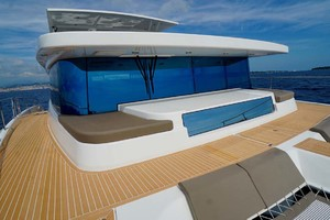 55' Silent-yachts Silent 55 2019 Exterior Detail