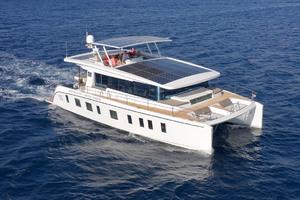 55' Silent-yachts Silent 55 2019 Silent 55 Underway