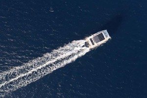 55' Silent-yachts Silent 55 2019 Aerial Profile