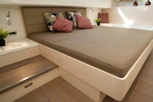 55' Silent-Yachts Silent 55 2019 Master Cabin