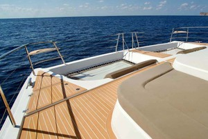 55' Silent-Yachts Silent 55 2019 Bow
