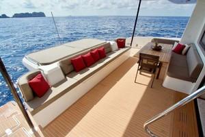 55' Silent-Yachts Silent 55 2019 Cockpit