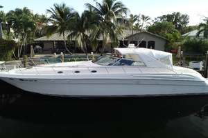 58' Sea Ray 580 Super Sport 1997 This 1997 58' Sea Ray 580 Super Sun Sport for Sale - SYS Yacht Sales
