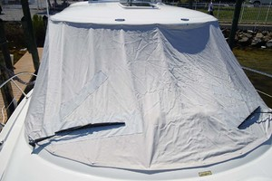 44' Sea Ray Sundancer 2006 Windshield Cover