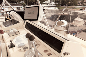 61' Hatteras 61 Motor Yacht 1981 FLYBRIDGE