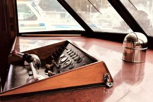 61' Hatteras 61 Motor Yacht 1981 HELM