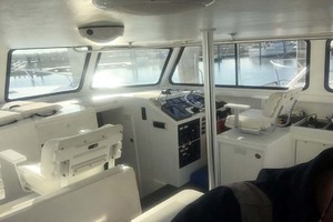 50' Evans & Sons Express 2002 Helm