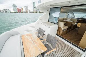 49' Beneteau 49 Gt 2014 Cockpit Port