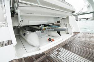 49' Beneteau 49 Gt 2014 Tender Garage (Tender Not Included)