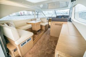49' Beneteau 49 Gt 2014 Upper Salon