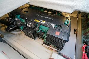 51' Beneteau 49 GT 2014 Engine Room 2