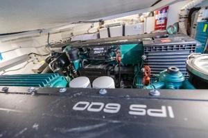51' Beneteau 49 GT 2014 Engine Room 4