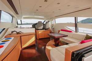 72' Pershing  2009 Toyz 4 Boyz - Pershing 72 for sale