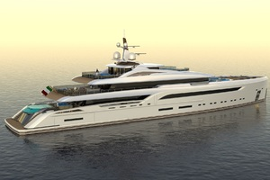 230' Custom Preferred Builder - Fincantieri Yachts 2023