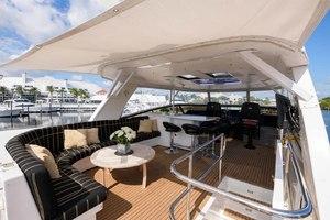 65' Neptunus Flybridge Motor Yacht 2000 Expanded Flybridge