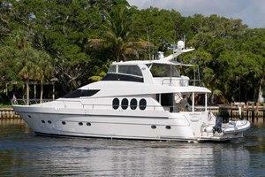 65' Neptunus Flybridge Motor Yacht 2000 Pardi Princess
