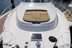 65' Neptunus Flybridge Motor Yacht 2000 Bow Area