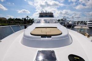 65' Neptunus Flybridge Motor Yacht 2000 Sun Pad