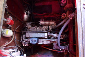 72' Schooner Gaft-rigged Trade 1984