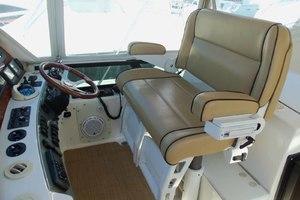 62' Neptunus Sedan Cruiser 2008 Double Stidd Helm Chair