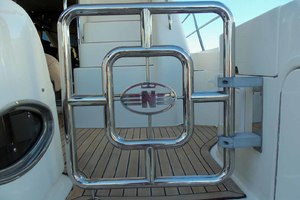 62' Neptunus Sedan Cruiser 2008 Transom Gates