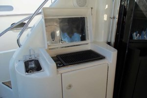 62' Neptunus Sedan Cruiser 2008 Aft Deck Grill