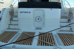 62' Neptunus Sedan Cruiser 2008 Transom Area