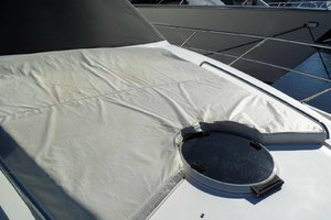 62' Neptunus Sedan Cruiser 2008 Weather Cover