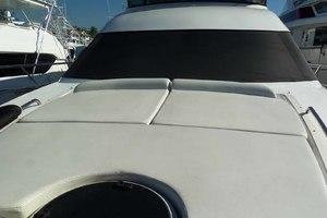62' Neptunus Sedan Cruiser 2008 Bow Sun Lounge