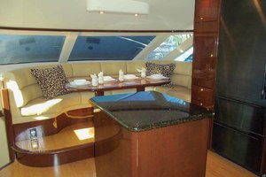 62' Neptunus Sedan Cruiser 2008 Galley Island