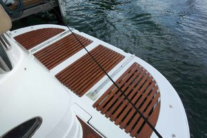 62' Neptunus Sedan Cruiser 2008 Hydraulics Swim Platform
