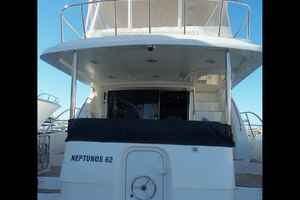 62' Neptunus Sedan Cruiser 2008 Transom