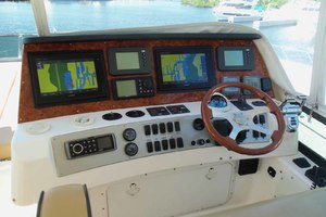 62' Neptunus Sedan Cruiser 2008 Helm