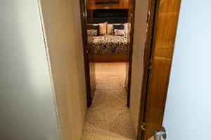 75' Hatteras 75 Motor Yacht 2004 Entrance to Master and Guest Stateroom
