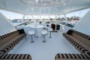 75' Hatteras 75 Motor Yacht 2004 Flying Seating and Entertaining