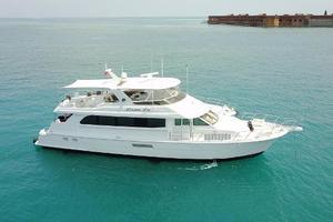 75' Hatteras 75 Motor Yacht 2004 Profile