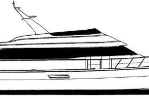 75' Hatteras 75 Motor Yacht 2004 Manufacturer Provided Image