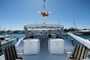 75' Hatteras 75 Motor Yacht 2004 Aft Flybridge