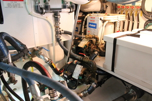 56' Symbol 56 Pilothouse Custom 2010 High Capacity AC Raw Water Pumps