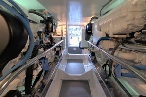 56' Symbol 56 Pilothouse Custom 2010 Spotless Engine Room