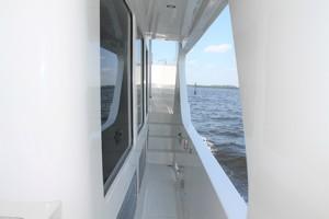 56' Symbol 56 Pilothouse Custom 2010 Covered Side Decks