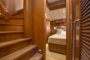 56' Symbol 56 Pilothouse Custom 2010 PH Stairs And Master Strm