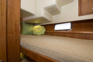 56' Symbol 56 Pilothouse Custom 2010 3rd Cabin Upper Bunk