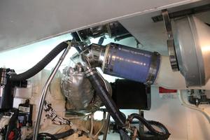 56' Symbol 56 Pilothouse Custom 2010 Exhaust System